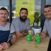 Green Caffeen - Expands to Nowra